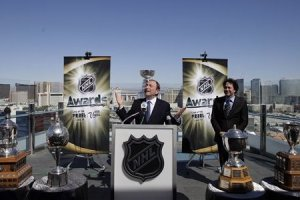 'The play's the thing!' Hockey for Vegas?