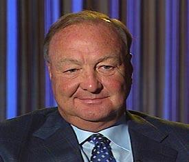 Tom Hicks, vice Chairman of the NHL