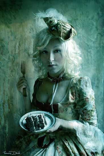 Like Marie Antoinette, what is the MLSE trying to feed us?