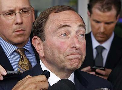 A 'weathered' Gary Bettman may have coming reason to get 'grumpy' soon too